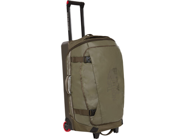 """The North Face Rolling Thunder 30"""" Trolley 80L, new taupe green combo"""